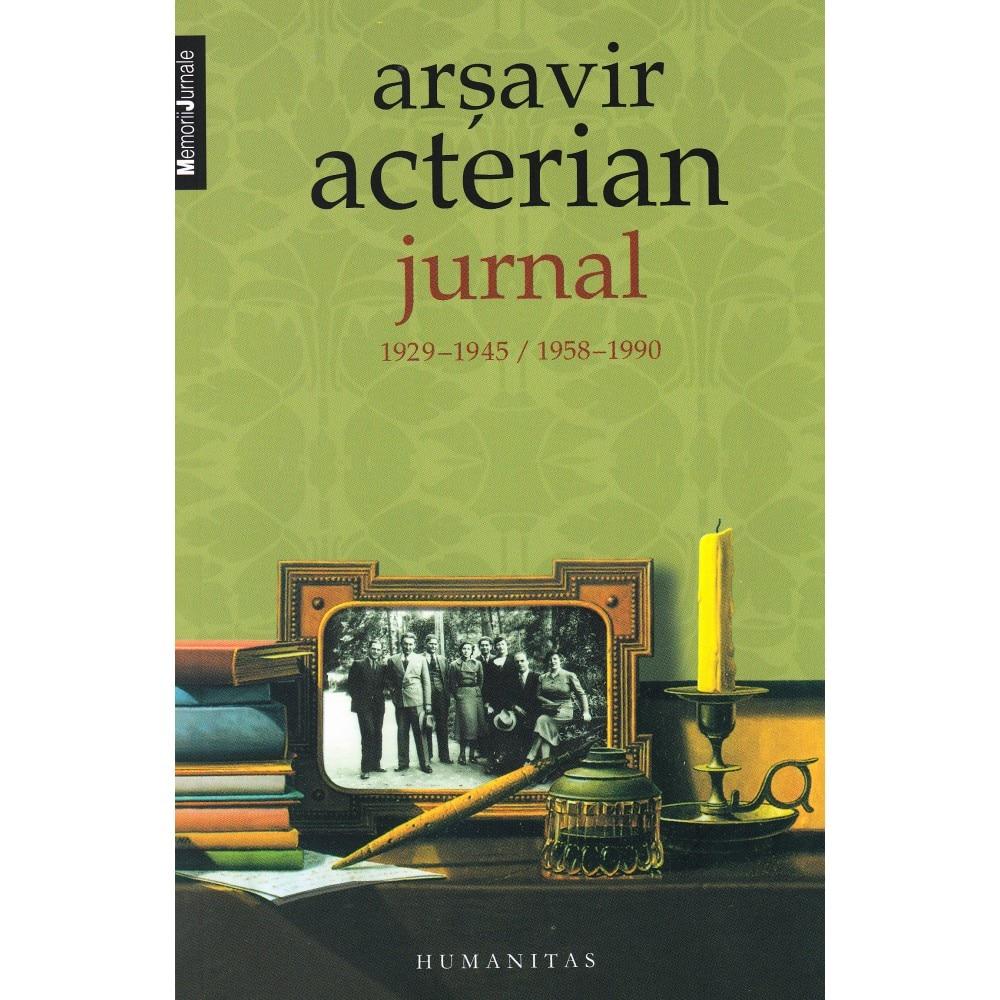 Jurnal 1929-1945 / 1958-1990
