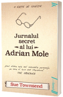 Jurnalul secret al lui Adrian Mole (Editie Paperback)