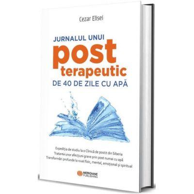 Jurnalul unui post terapeutic de 40 de zile