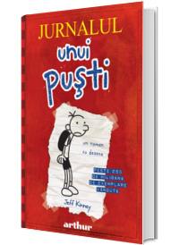 Jurnalul unui pusti. Un roman in benzi desenate, volumul I (Editia 2020)