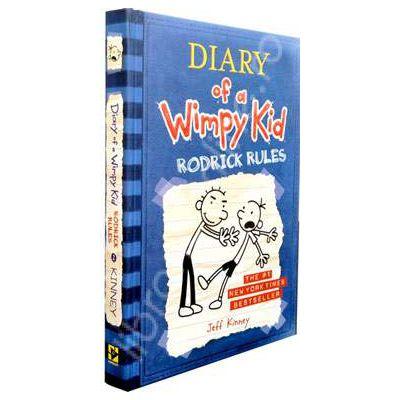 Jurnalul unul pusti, Volumul 2 - In limba engleza. DIARY OF A WIMPY KID: RODRICK RULES (Book 2)
