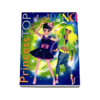 Just dance - Princess TOP (bleu)