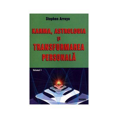 Karma, astrologia si transformarea personala - vol. 1 - dimensiunile tainice ale temei natale