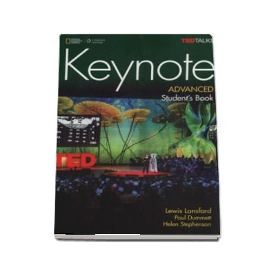 Keynote Advanced. Students Book with DVD ROM