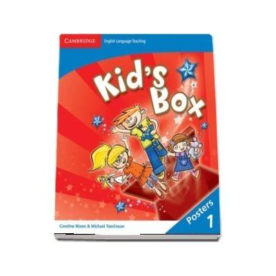 Kids Box Level 1 Posters (12)