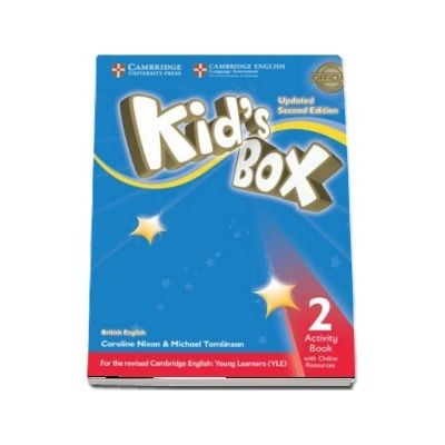 Kids Box Level 2 Activity Book with Online Resources British English