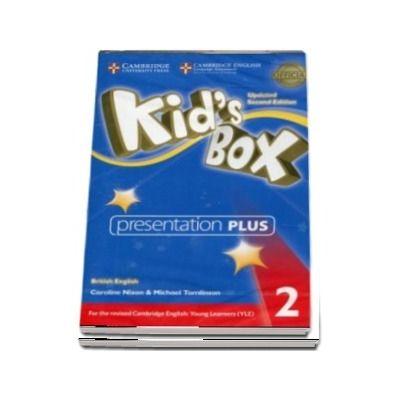 Kids Box Level 2 Presentation Plus DVD-ROM British English