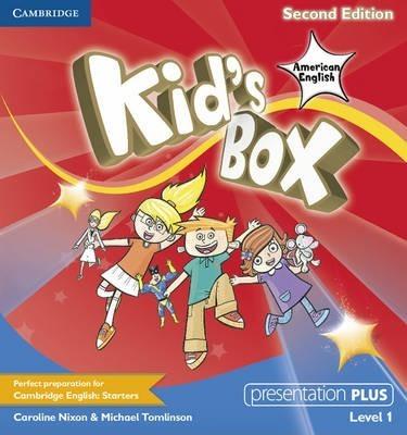Kids Box Level 1 Presentation Plus