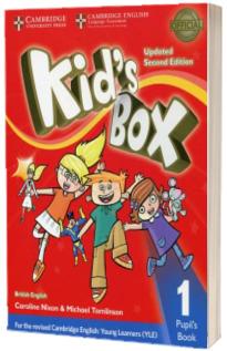 Kids Box Level 1 Pupils Book British English