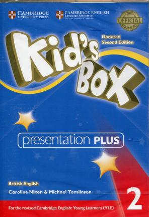 Kids Box Level 2 Presentation Plus