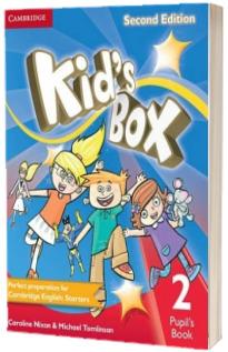 Kids Box Level 2 Pupils Book