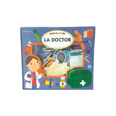 La doctor. Carte cu puzzle