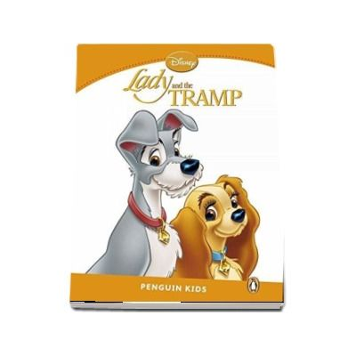 Lady and the Tramp - Penguin Kids, level 3