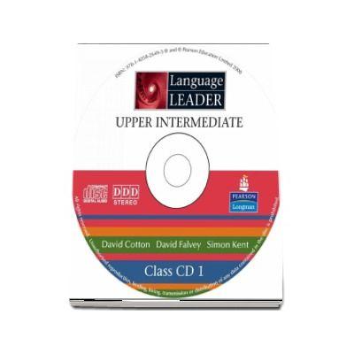 Language Leader Upper Intermediate Class CDs - David Cotton