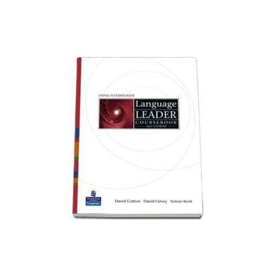 Language Leader Upper-Intermediate coursebook with CD-ROM - David Cotton