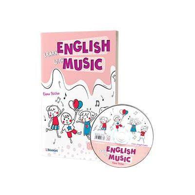 Learn English with music. Caiet de lucru pentru clasa pregatitoare, contine CD