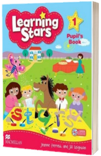 Learning Stars Level 1 Pupils Book Pack
