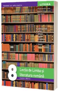 Lectia de limba si literatura romana pentru clasa a VIII-a