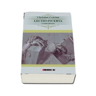 Lectio incerta - Christian Craciun