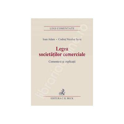 Legea Societatilor Comerciale 2009/2010 -text comparat- iunie 2010