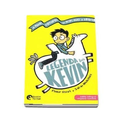 Legenda lui Kevin. Editie bilingva engleza-romana