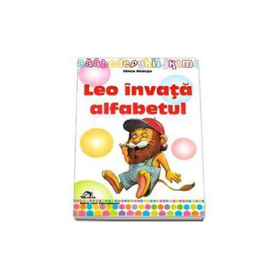 Leo invata alfabetul (Ilinca Neacsu)