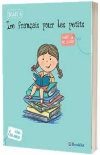 Les francais pour les petits, caiet de lucru pentru clasa a II-a (Gina Belabed)