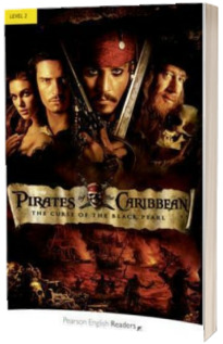 Level 2: Pirates of the Caribbean:The Curse of the Black Pearl Book and MP3 Pack