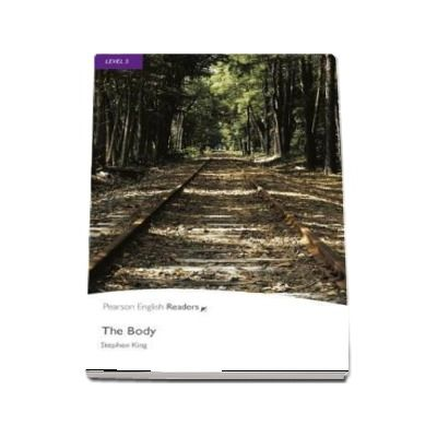 Level 5: The Body Book & MP3 Pack