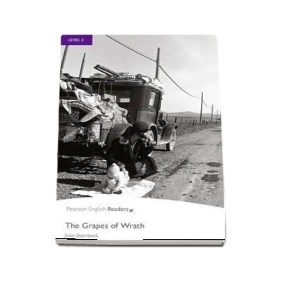 Level 5: The Grapes of Wrath Book and MP3 Pack