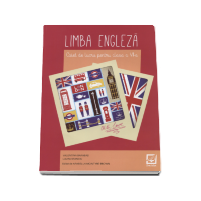 Limba engleza, caiet de lucru pentru clasa a VII-a (Valentina Barabas)
