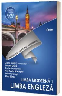 Limba Engleza, limba moderna 1, manual pentru clasa a V-a (Diana lonita)