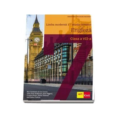 Limba engleza, limba moderna 1. Manual pentru clasa a VII-a