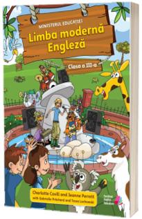 Limba engleza, manual pentru clasa a III-a