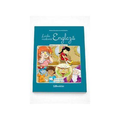 Limba engleza manual pentru clasa a III-a, semestrul I (Contine Editia Digitala)