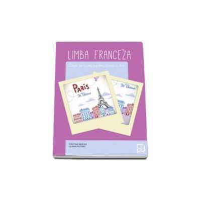Limba franceza caiet de lucru pentru clasa a V-a L2 (Claudia Dobre)