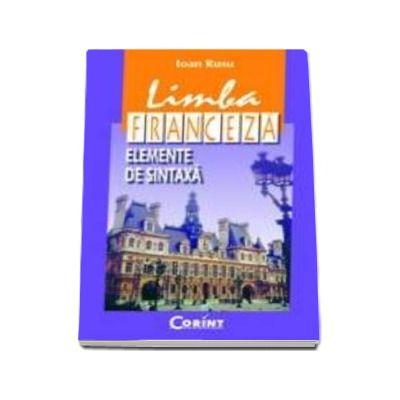 LIMBA FRANCEZA. ELEMENTE DE SINTAXA