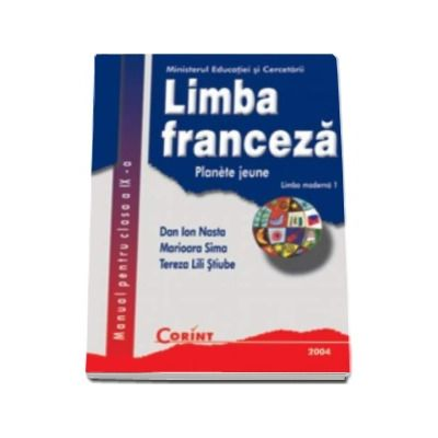 Limba franceza (L1) manual pentru clasa a IX-a (Dan Ion Nasta)