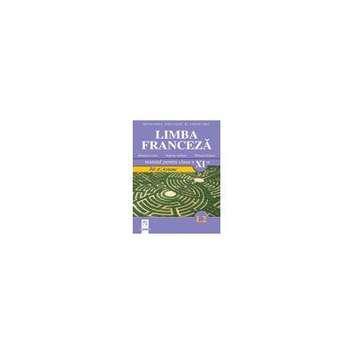 Limba Franceza (L2) - Fil dAriane. Manual pentru clasa a XI-a