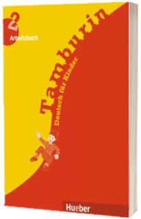 Limba germana caietul elevului clasa a IV-a. Tamburin 2, Arbeitsbuch