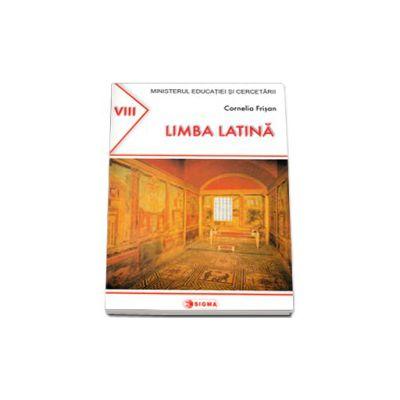 Limba latina manual pentru clasa a VIII-a