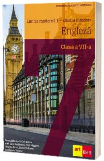 Limba moderna 1. Intensiv Engleza pentru clasa a VII-a