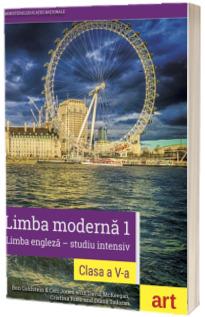 Limba moderna 1, limba engleza. Students book, clasa a V-a