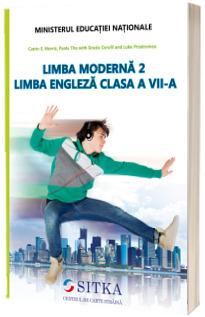 Limba moderna 2, Limba Engleza. Manual pentru clasa a VII-a