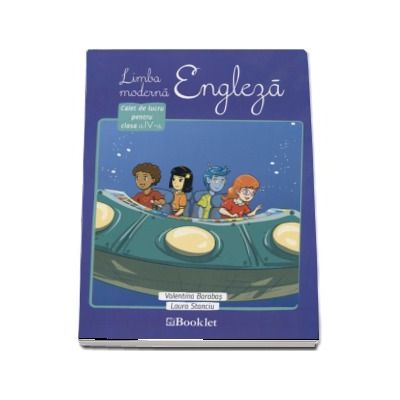 Limba moderna Engleza, caiet de lucru pentru clasa a IV-a - Valentina Barabas