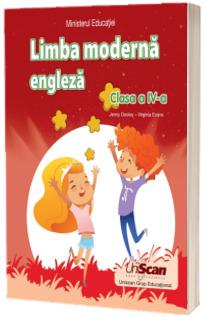 Limba moderna Engleza, manual pentru clasa a IV-a