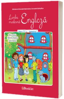 Limba moderna Engleza. Manual pentru clasa a IV-a, semestrul I