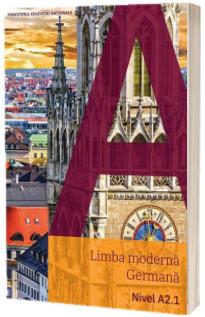 Limba moderna germana, A2.1. Manual pentru clasa a VI-a