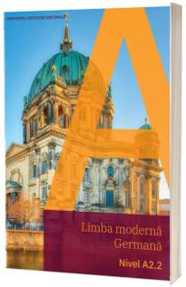 Limba moderna germana, A2.2. Manual pentru clasa a VI-a