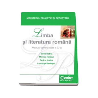 Limba romana manual pentru clasa a XI-a (Sofia Dobra)